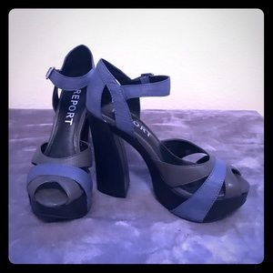 Shoes - Report Platform Sandals